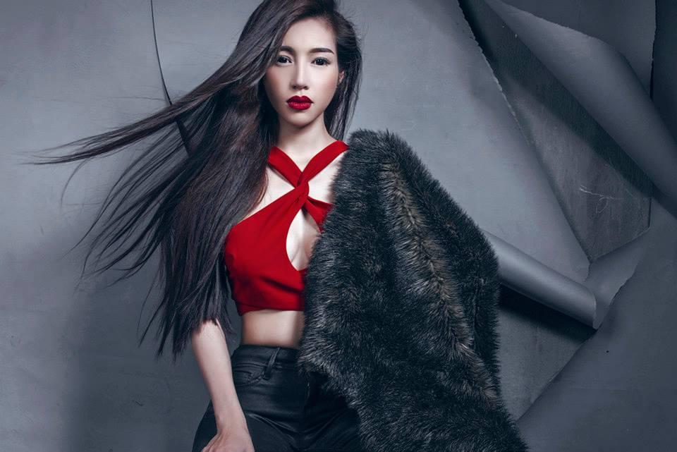 10 - Hot Model ELLY TRAN Beautiful Sexy