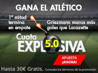 suertia promocion europa league Arsenal vs Atletico 26 abril