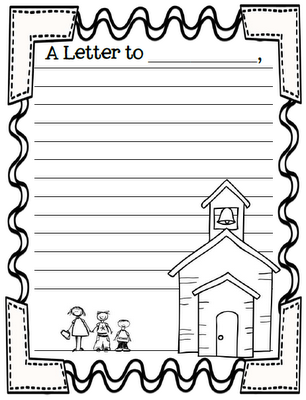 Sample teacher letter to parents about behavior letter for Letter to parents template from teachers