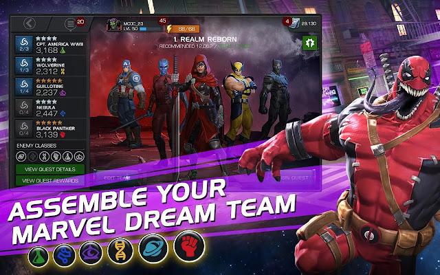 3 Game Pertarungan Android Super Hero Yang Keren