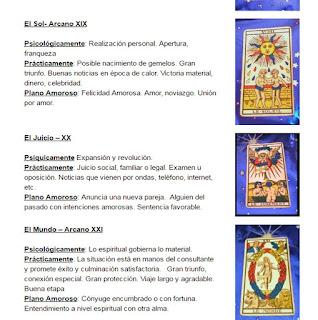 Taller de Prácticas de Tarot 3-2