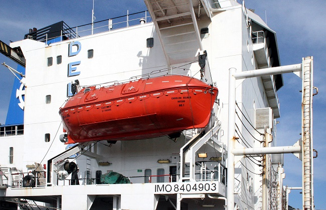 7 Important Items to Follow in Operating and Supervising of a LifeBoat