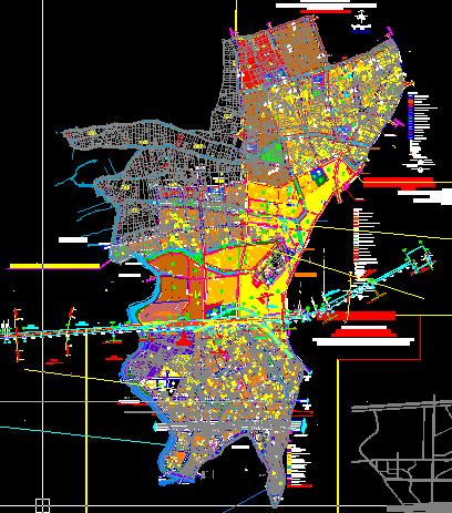 Bản đồ quy hoạch phường Thạnh Xuân