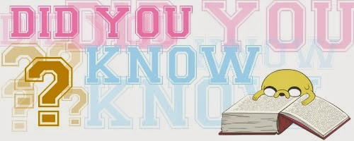 http://danybooks.blogspot.sk/search/label/didyouknow