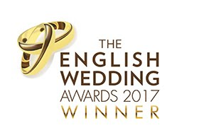 English Wedding Awards Winner 2017