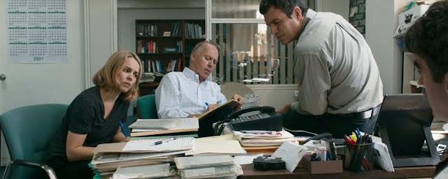 """Spotlight"" (2015), reż. Tom McCarthy. Recenzja filmu."