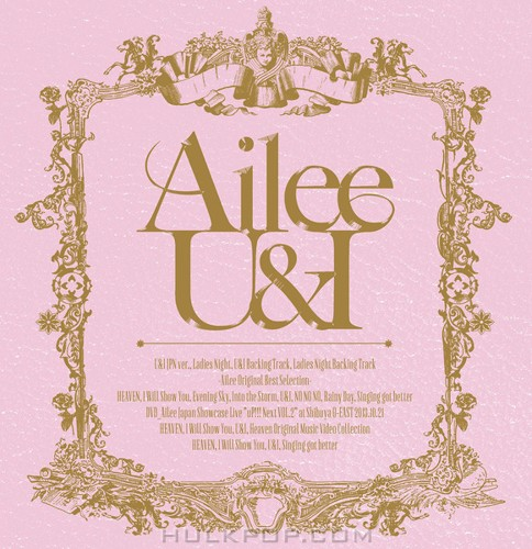 Ailee – U&I (Special Edition) (ITUNES PLUS AAC M4A)