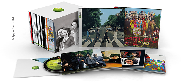 the daily beatle new italian beatles boxed set. Black Bedroom Furniture Sets. Home Design Ideas