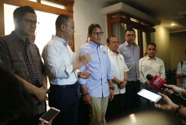 Cara PAN Tarik Dukungan di Basis Pendukung Jokowi-Ma'ruf