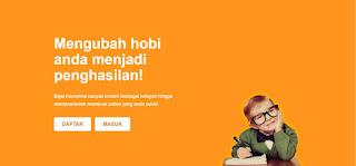 Situs Baru Untuk Menulis Dan Bisa Hasilkan Uang Puluhan Juta