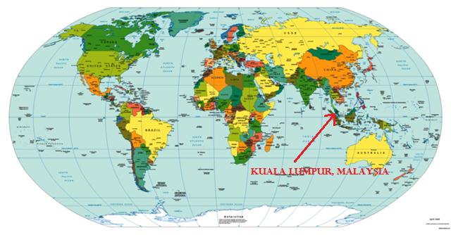 Natasia (pædagogstuderende) i Kuala Lumpur: Guide