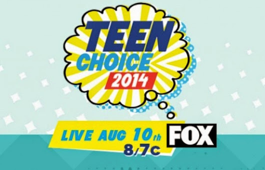 Teen Choice Awards 2014 [NOMINADOS]  ~ #CineyTvCesar