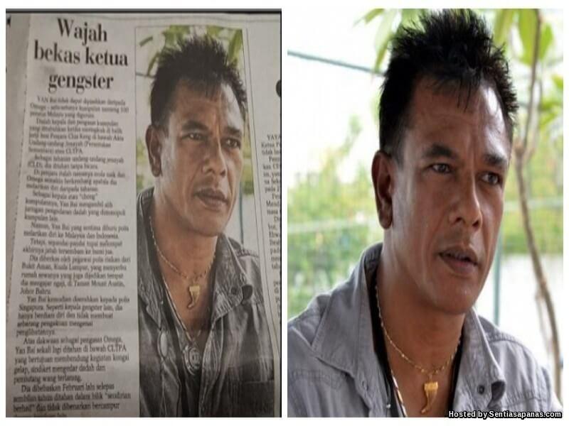 Kisah Ketua Samseng Melayu Di Singapura