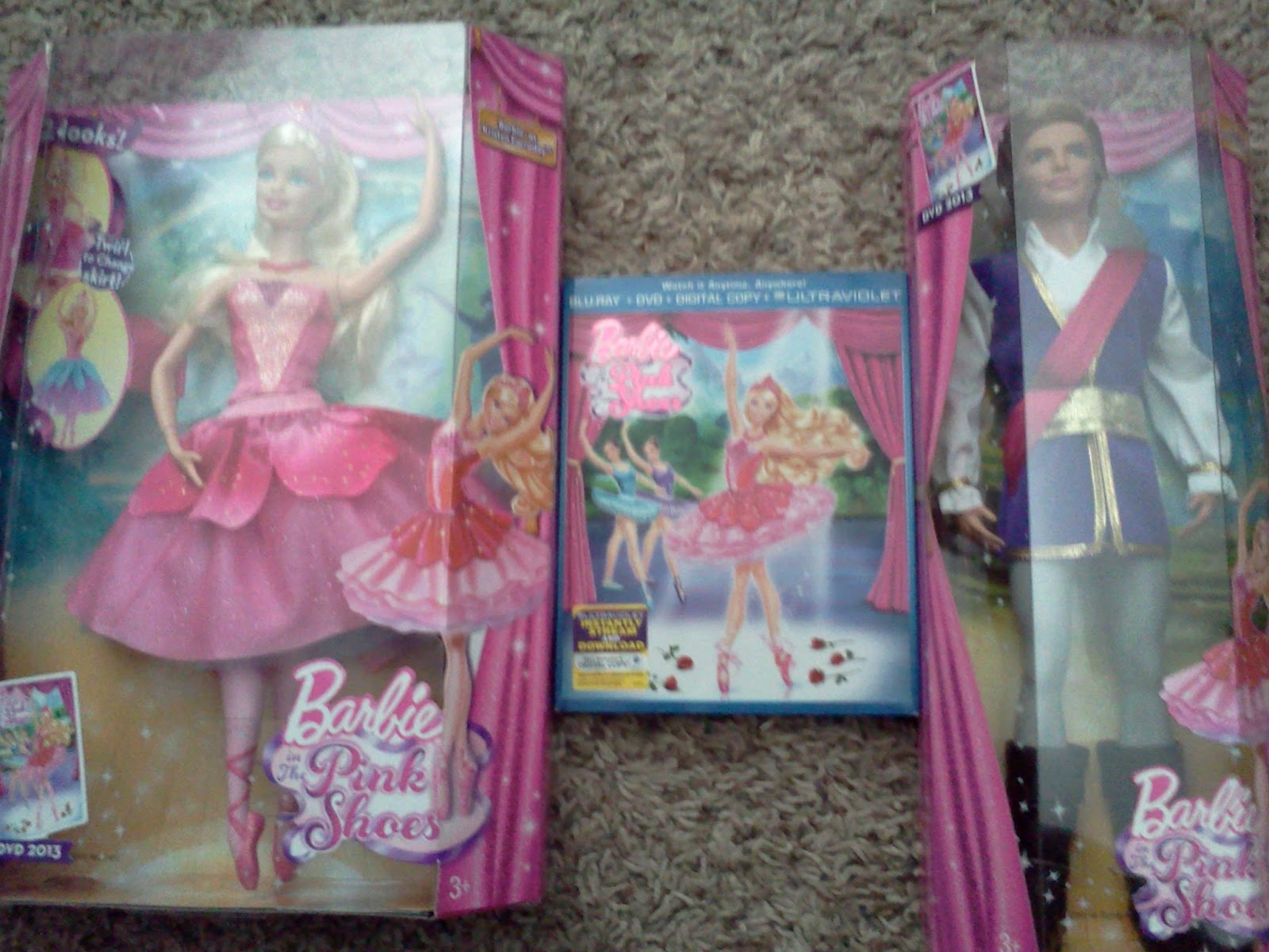 Giveaway Rc Barbie In The Pink Shoes Prize Pack Closed Mommy Katie