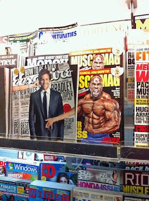 Bodybuilding lustig witzige Bilder Zeitschriften
