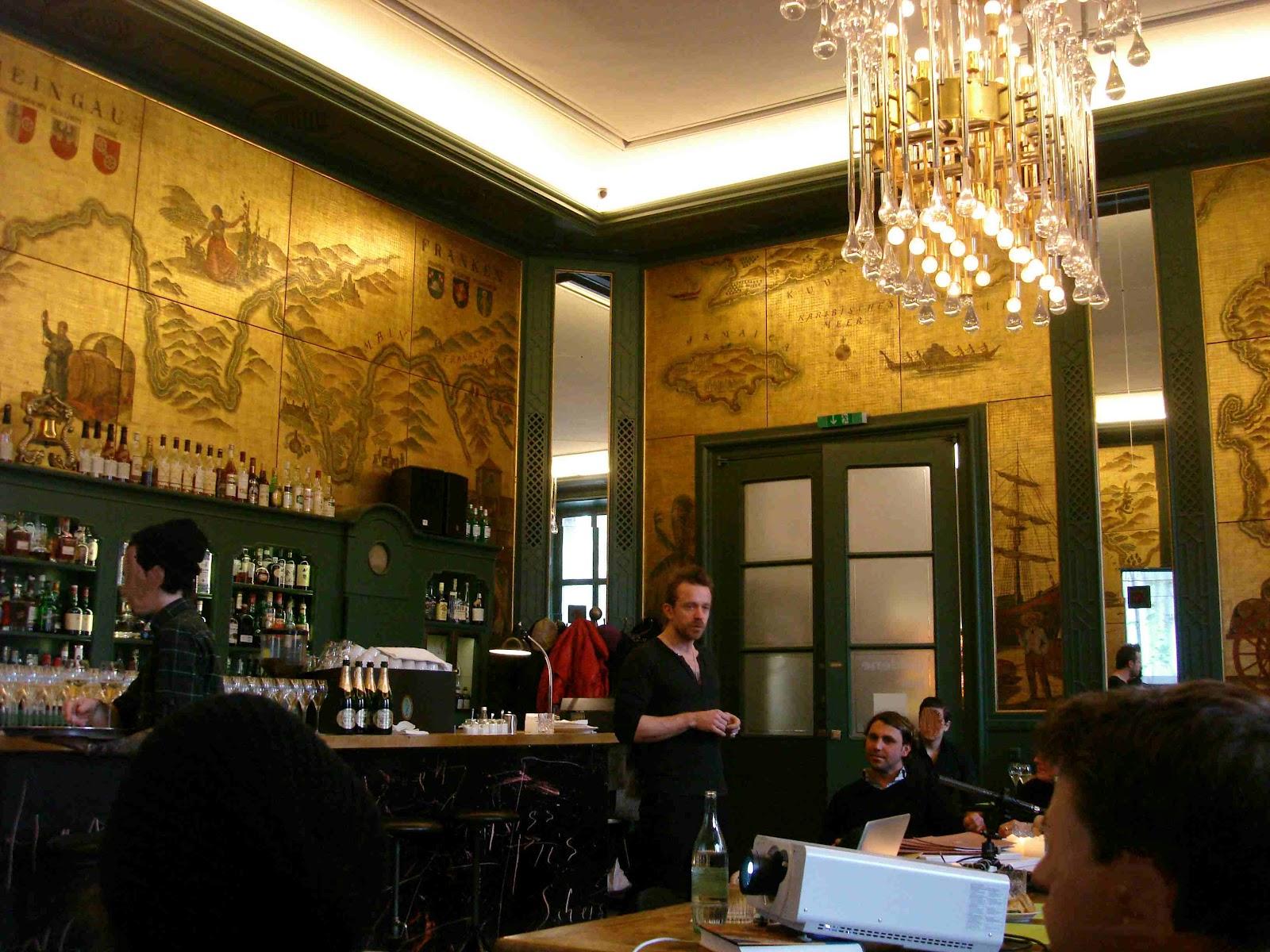 bushcooks kitchen champagner workshop in der goldenen bar. Black Bedroom Furniture Sets. Home Design Ideas