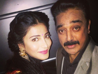 Shruti Haasan planning to organise a special screening of 'Papanasam'