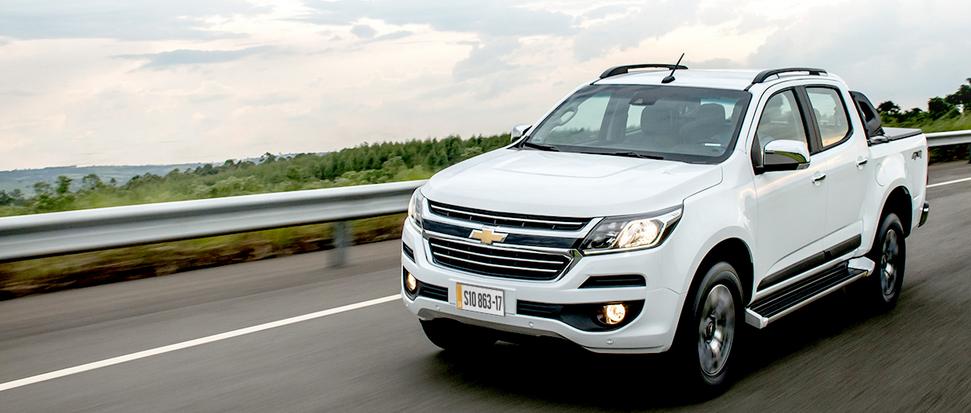Chevrolet S10 estreia versão Flex com câmbio automático em breve