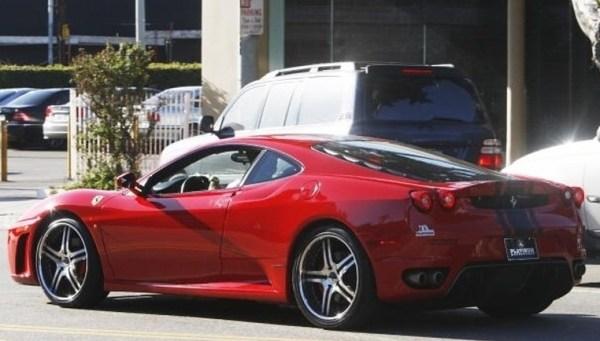 Chris Brown Cars: Cars Of Stars: Chris Brown Car
