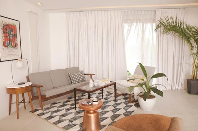 Take A Look Jericho Rosales' Beach-like Retro-Minimalist Home!