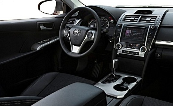 2016 Toyota Camry Xse V6 Specifications Interior