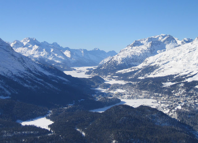Winterlandschaft Engadin, Photocredit: Markus Renzel,