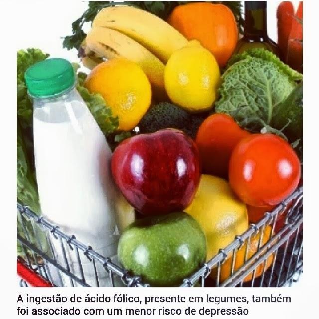 Alimentação saudável é o melhor remédio