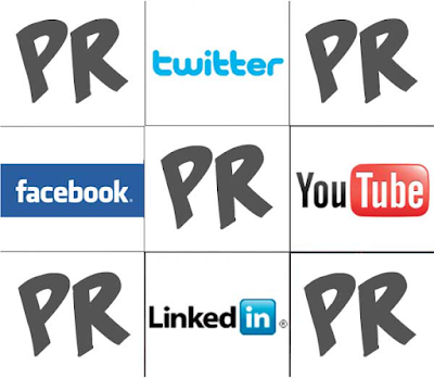 Mạng xã hội là một thị trường tiềm năng để viết bài Pr online