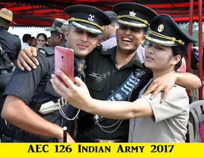 AEC 126 Army Education Corps 2017