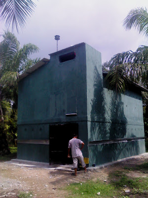 Gambar Desain Rumah Walet Lubang Naga  Gontoh