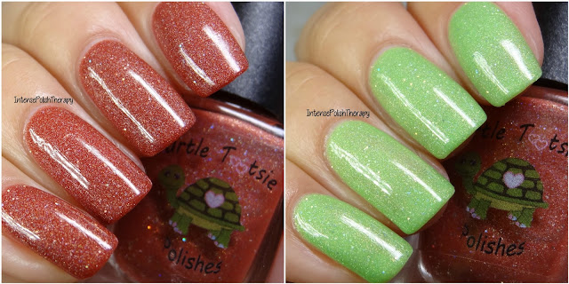 Turtle Tootsie Polish - The Ivy