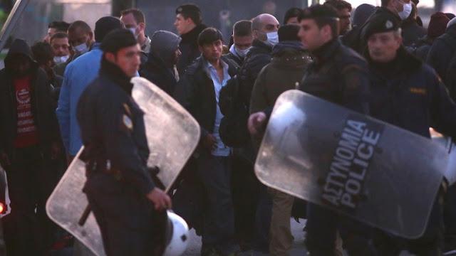 202 μετανάστες έφυγαν από Λέσβο και Χίο, 339 πρόσφυγες και μετανάστες ήρθαν!