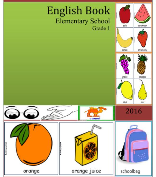 Buku Bahasa Inggris Kelas 1 SD-MI PDF