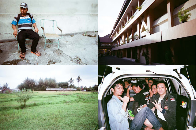 hasil foto disposable camera