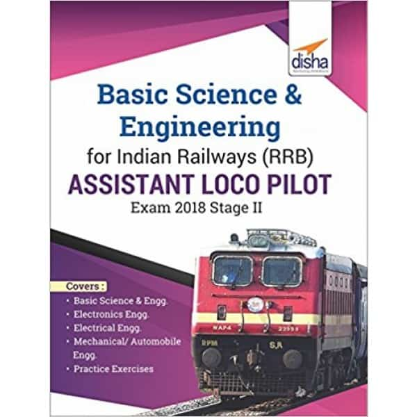 Download Disha Publication Basic Science And Engineering RRB Loco Pilot Stage-2 Exam Pdf