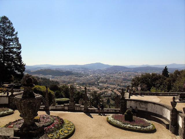 Braga y Guimaraes en Portugal