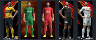 PES 2013 BSC Young Boys kits 2016-2017 By Radymir