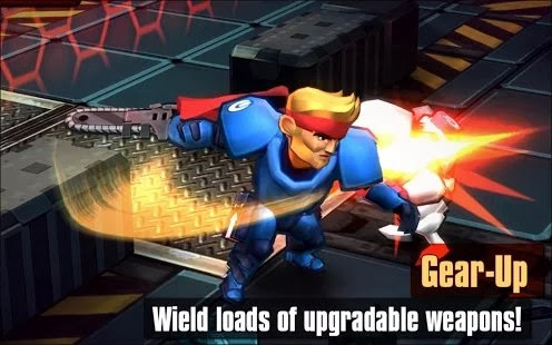 Today nosotros offering armed services games serial for android Meltdown 1.2 APK