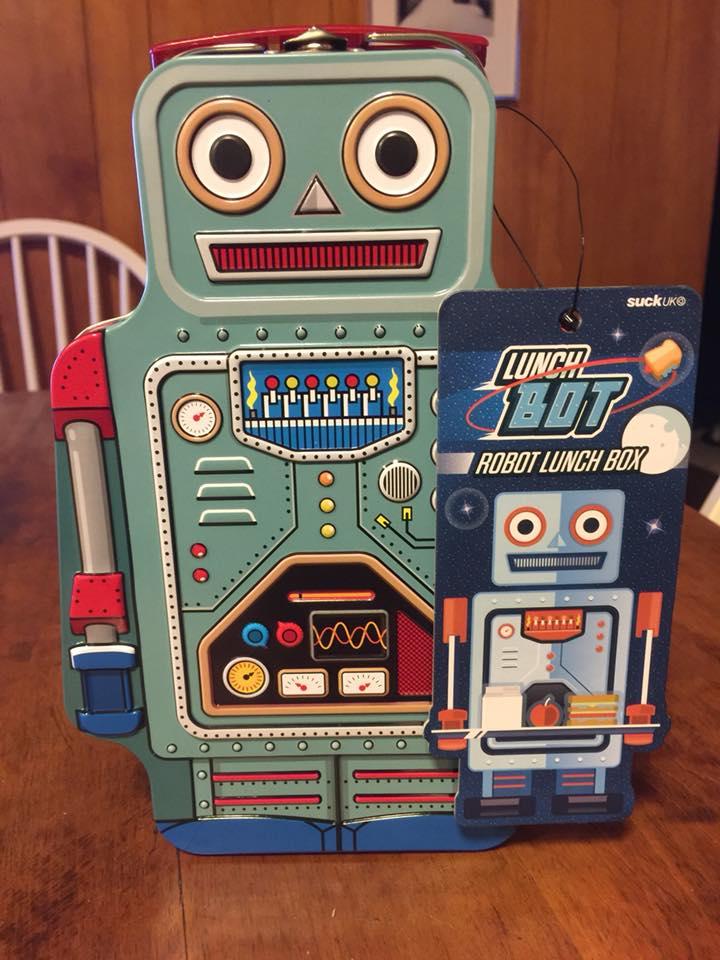 lunch bot