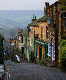 Haworth by Man Alive!