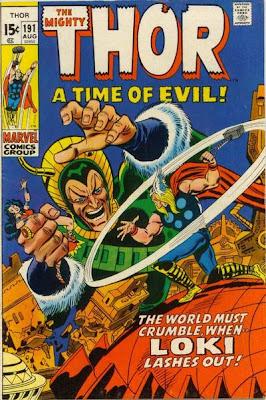 Thor #191. Loki