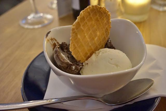 Carluccios York gelato