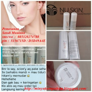 scion whitening roll on pemesanan hubungi sandi maulana 08532027478 pin 5156715D