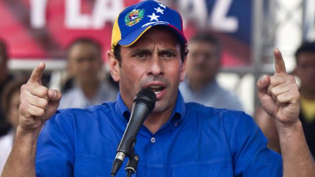 Capriles admite por primera vez que la oposición fue desarticulada