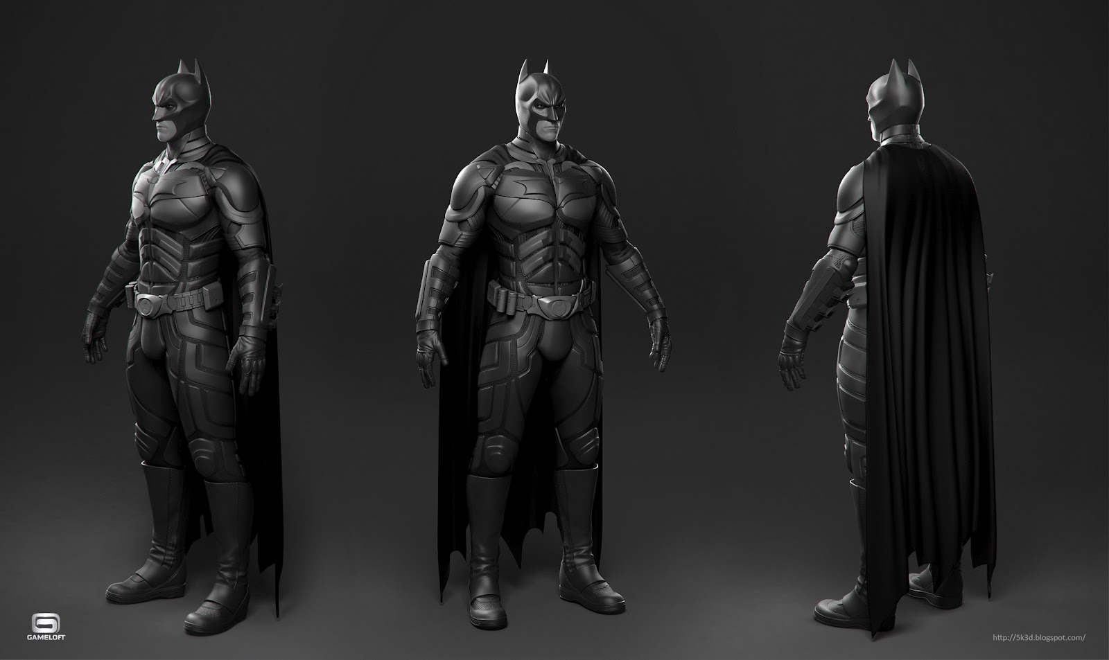 Batman the dark knight rises game
