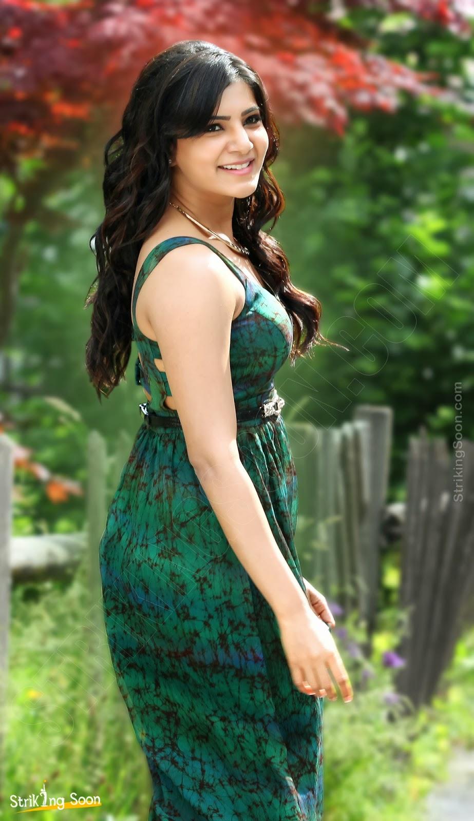 Samantha In Saree: Samantha Ay Attarintiki Daredi Movie Stills