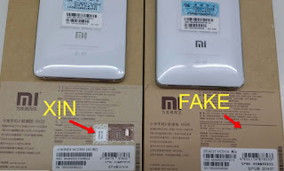 cara Membedakan Xiaomi Asli dan Palsu