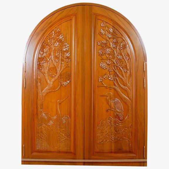 Beautiful front doors design gallery - 10 Photos - Kerala ...
