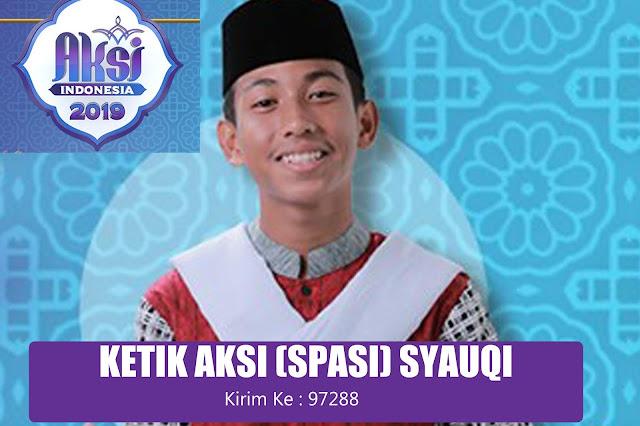 Jihar News, Dukung Syauqi, Wakil Aceh di AKSI Indosiar