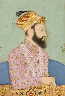 Aurangzeb when he was young